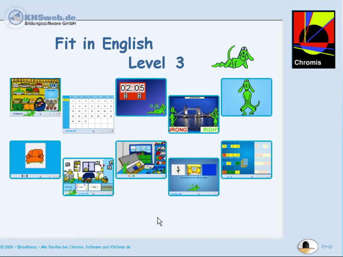 Englisch Lernspiele Online