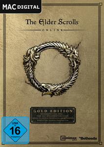 Verpackung von The Elder Scrolls Online: Gold Edition [Mac]