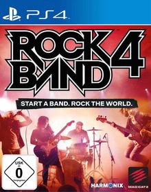Verpackung von Rock Band 4 [PS4]