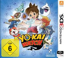 Verpackung von Yo-Kai Watch [3DS]