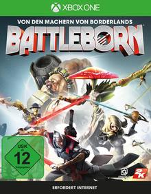 Verpackung von Battleborn [Xbox One]