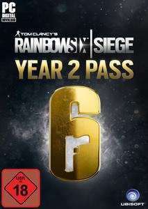 Verpackung von Tom Clancy's Rainbow Six: Siege Year 2 Pass [PC]