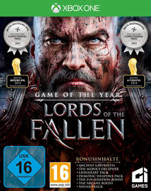 Verpackung von Lords of the Fallen - Game of the Year Edition [Xbox One]