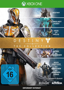 Verpackung von Destiny - The Collection [Xbox One]