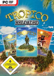 Verpackung von Tropico Reloaded [PC]