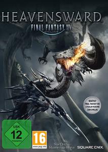 Verpackung von Final Fantasy XIV: Heavensward - AddOn [PC]