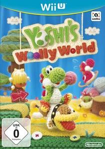 Verpackung von Yoshi's Woolly World [Wii U]