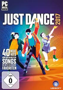 Verpackung von Just Dance 2017 [PC]