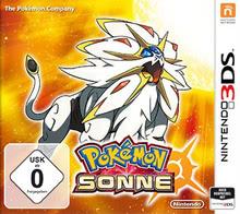 Verpackung von Pokemon Sonne [3DS]