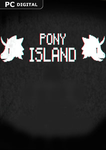 Verpackung von Pony Island [PC / Mac / LINUX.content]
