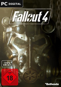 Verpackung von Fallout 4 Day One Edition (uncut) [PC]