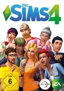Verpackung von Die Sims 4 [PC / Mac]