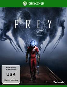 Verpackung von Prey [Xbox One]