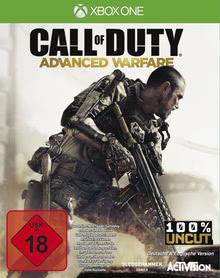 Verpackung von Call of Duty: Advanced Warfare [Xbox One]