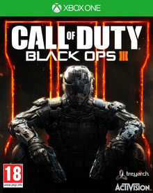 Verpackung von Call of Duty: Black Ops 3 - inkl. Nuketown Map (PEGI AT) [Xbox One]
