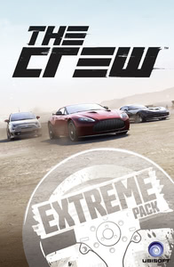 Verpackung von The Crew DLC 1 - Extrem Car Pack [PC]