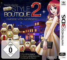 Verpackung von New Style Boutique 2 [3DS]