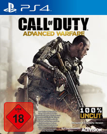 Verpackung von Call of Duty: Advanced Warfare [PS4]