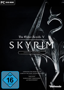 Verpackung von The Elder Scrolls V: Skyrim Special Edition [PC]