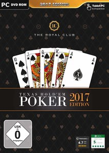 Verpackung von The Royal Club Poker 2017 [PC]