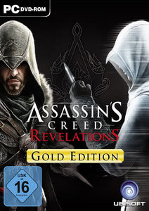 Verpackung von Assassin's Creed Revelations Gold Edition [PC]