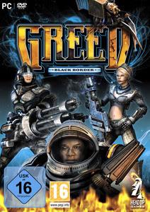 Verpackung von GREED [PC]