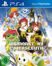 Verpackung von Digimon Story: Cyber Sleuth [PS4]