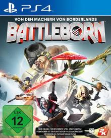 Verpackung von Battleborn [PS4]