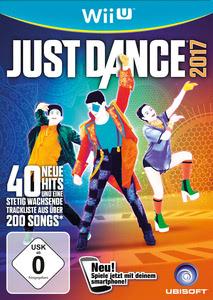 Verpackung von Just Dance 2017 [Wii U]