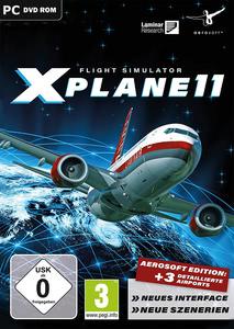 Verpackung von X-Plane 11 [PC / Mac]