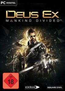 Verpackung von Deus Ex: Mankind Divided [PC]