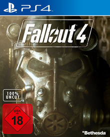 Verpackung von Fallout 4 Day One Edition (uncut) [PS4]