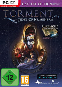 Verpackung von Torment: Tides of Numenera Day One Edition [PC]