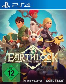 Verpackung von Earthlock: Festival of Magic [PS4]
