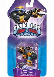 Verpackung von Skylanders Trap Team Cobra Cadabra Single Figur [3DS / NINTEND.content]