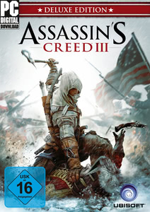 Verpackung von Assassin's Creed 3 Deluxe Edition [PC]