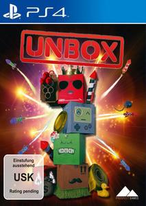 Verpackung von Unbox [PS4]