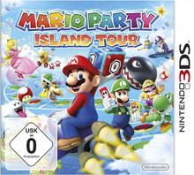 Verpackung von Mario Party: Island Tour [3DS]