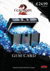 Verpackung von Guild Wars 2 - Gem Card [PC]