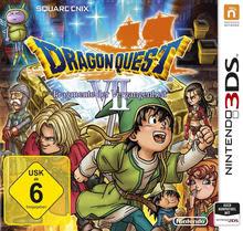 Verpackung von DRAGON QUEST VII: Fragmente der Vergangenheit [3DS]