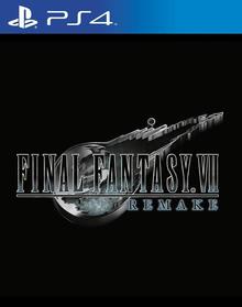 Verpackung von Final Fantasy VII Remake [PS4]