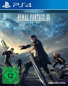 Verpackung von Final Fantasy XV DayOne Edition [PS4]
