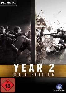 Verpackung von Tom Clancy's Rainbow Six: Siege Gold Edition Year 2 [PC]