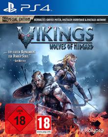 Verpackung von Vikings: Wolves of Midgard [PS4]