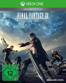 Verpackung von Final Fantasy XV DayOne Edition [Xbox One]