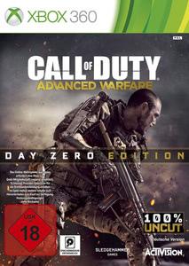 Verpackung von Call of Duty: Advanced Warfare Day Zero Edition [Xbox 360]
