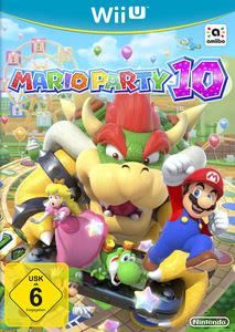 Verpackung von Mario Party 10 [Wii U]