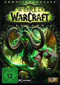 Verpackung von World of Warcraft Legion [PC]