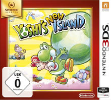 Verpackung von Yoshi's New Island - Nintendo Selects [3DS]