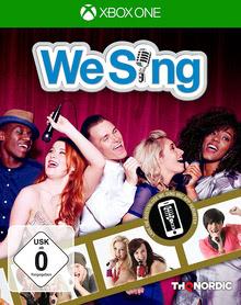 Verpackung von We Sing [Xbox One]